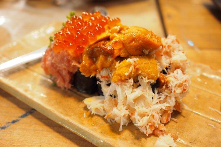 Uoshin: A Vibrant & Funky Izakaya