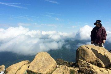 Rocky Hike up Mt. Shibutsu
