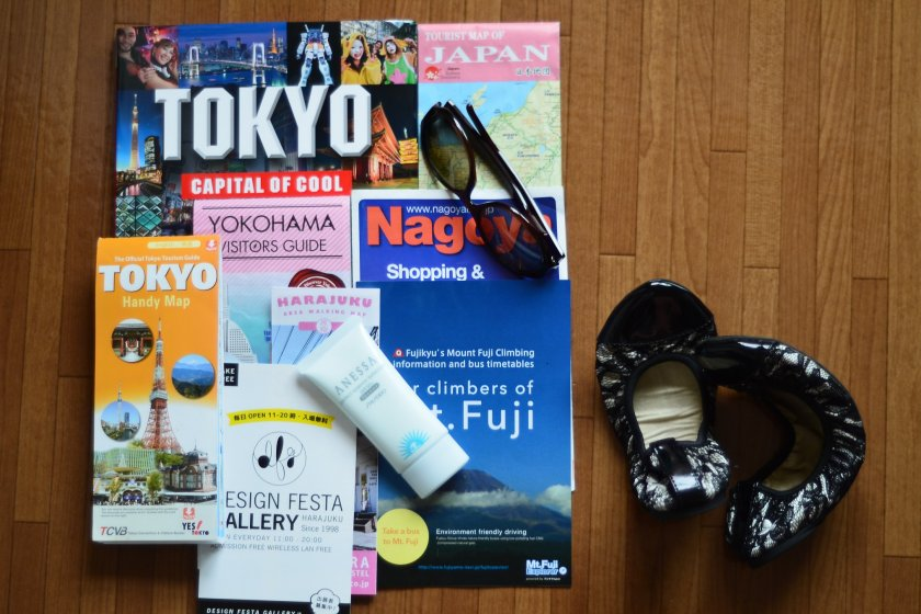 Mari menikmati musim panas di Jepang