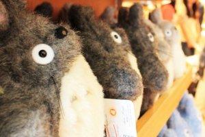Totoro ở Cửa hàng Ghibli tại Tokyo Skytree