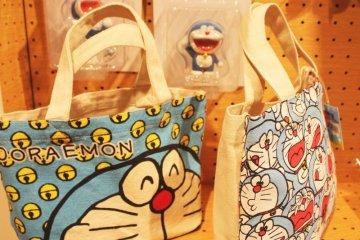 <p>Doraemon is an old favourite</p>