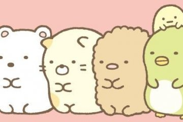 <p>Sumikko Gurashi has a large range of merchandise that can be found all over Japan &nbsp;</p>