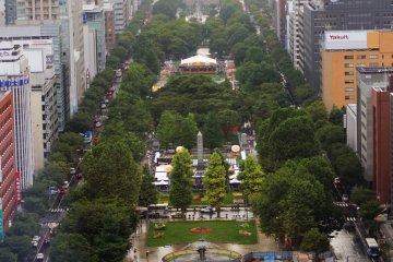 <p>Odori Park</p>