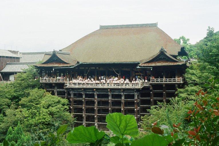 일본의 전통이 살아있는 곳