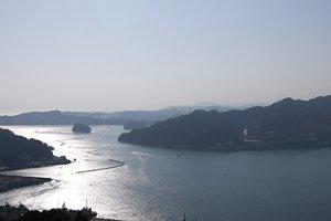 View of Kochi Bay