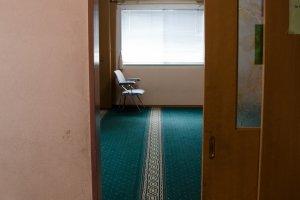 Ruang khusus jamaah muslimah