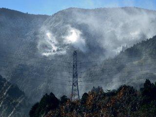 Mt. Nakatsu-mine