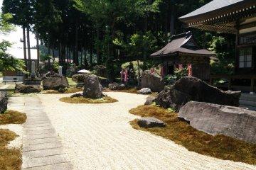 Kankou-ji Temple, Minami Uonuma