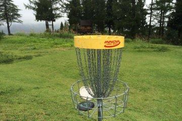 Disc Golf at Maiko Kogen Resort