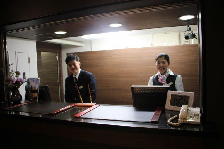 Отель Hotel MyStays Otemae в Осаке