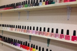 Choices of Shellac CND