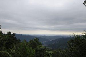 المنظر من القمة