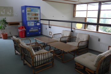 <p>The second floor lounge is smaller but quieter, if that is what you are looking for.&nbsp;</p>
