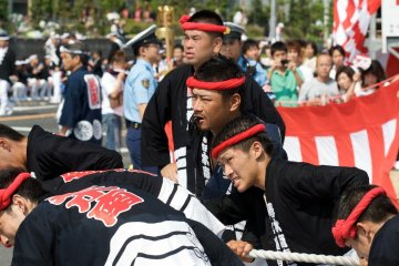 Kishiwada Danjiri Festival 2016