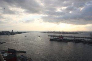 Вид на Японское море