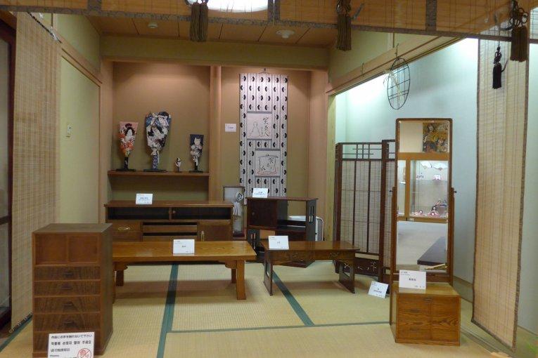 Edo Shitamachi Crafts Museum