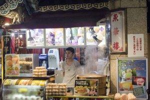 متجر لبيع الطعام الصيني