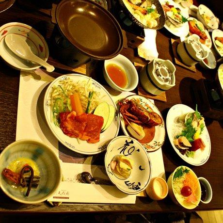 ไคเซกิ..ศิลปะแห่งอาหารผสานความอร่อย