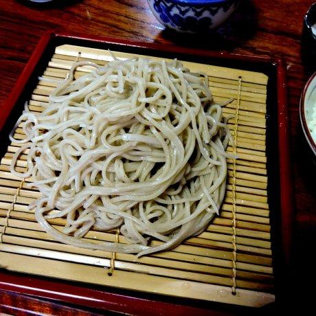 Restauran Soba di Akasawa-juki