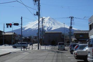La Ville de Fujiyoshida