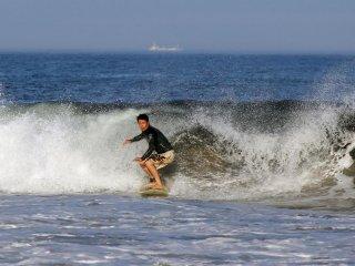 Thiên đường dành cho những người lướt sóng