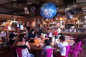 Tokyu Hands Cafe Shibuya