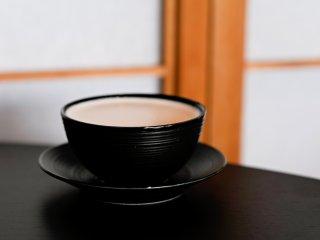 Amazake latte