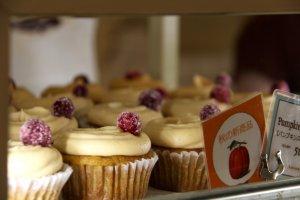 Cupcake aux potirons