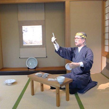 Gia công gốm sứ ở Hasami