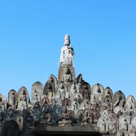 Daijo Temple in Futtsu