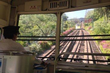 Kereta Gantung Amanohashidate Ichinomiya