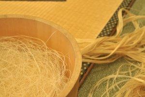 From hemp threads to yarn