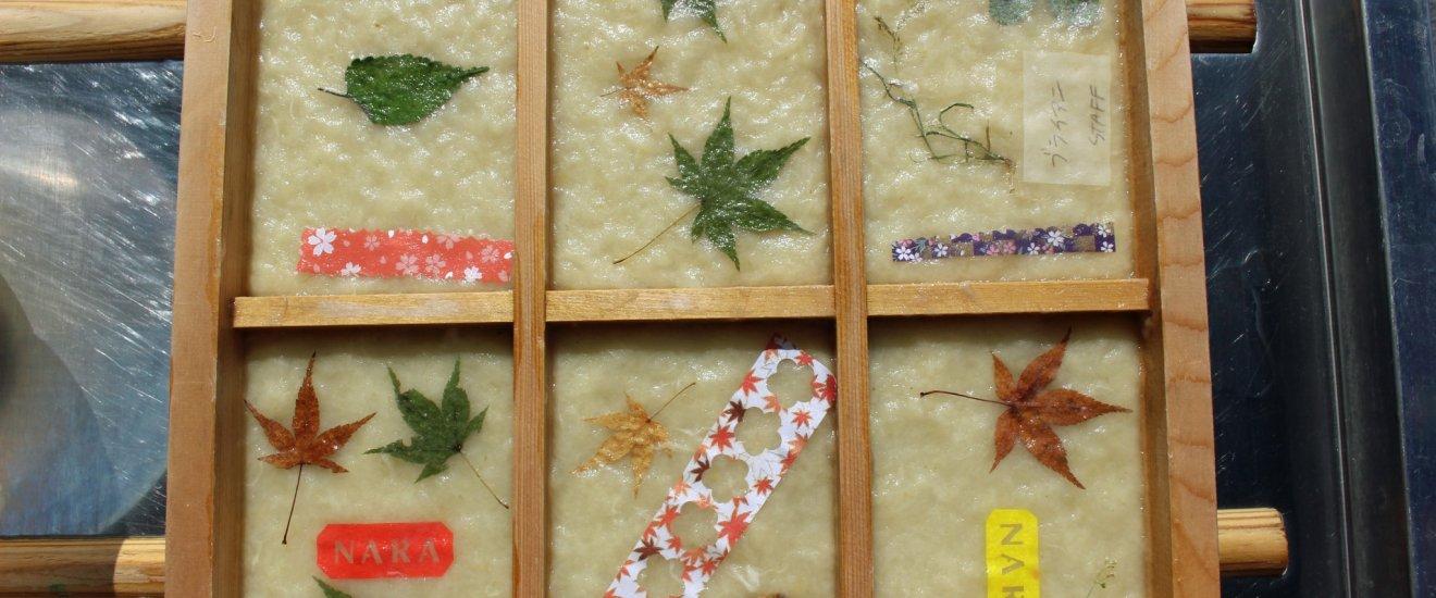 Free Japanese Washi Paper Making Nara Japan Travel
