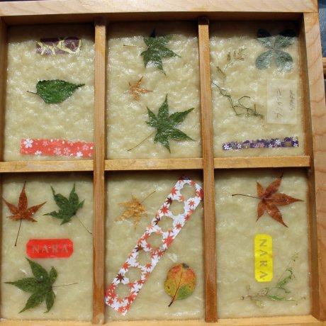 Membuat Kertas Jepang Washi Gratis
