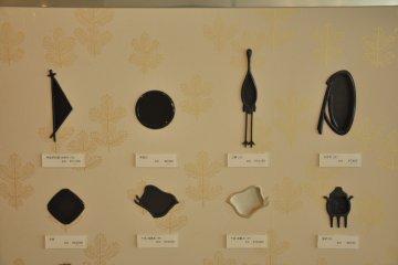 <p>The handle of fusuma doors are also delicately designed</p>
