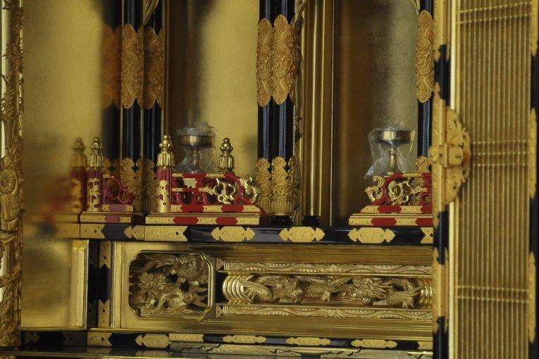Festival Altar Buddha Hikone