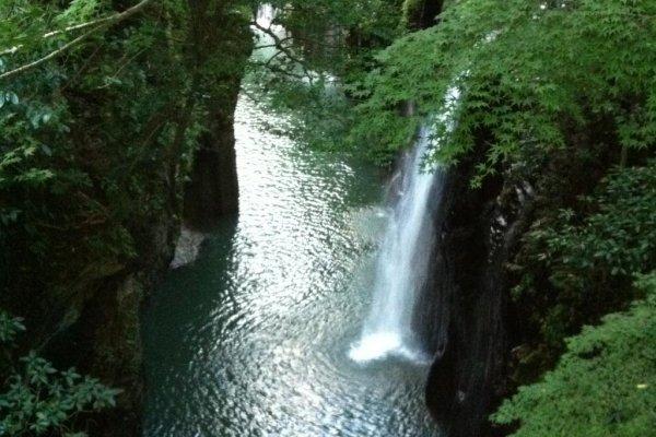 Ущелье Такатихо