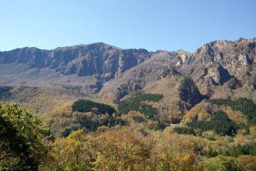 Echigo-Akiyamago Driving Route