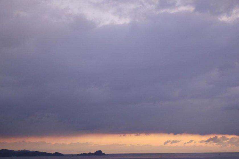 Kuroshio Honjin scenery