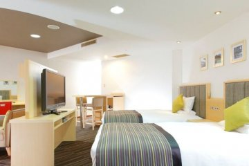 โรงแรม MYSTAYS Utsunomiya