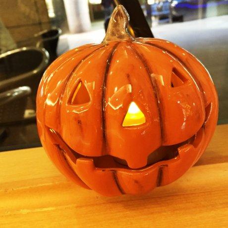 Halloween at Cafe Esperance
