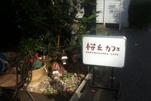 Sakuragaoka cafe