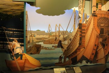 <p>Osaka Museum of History - seafaring history comes to life</p>