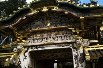 <p>Fantastic temple in Nikko</p>