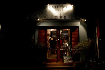 <p>Port of Call, cafe &amp; store</p>