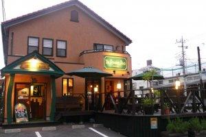 Mito City's Drunken Duck Restaurant
