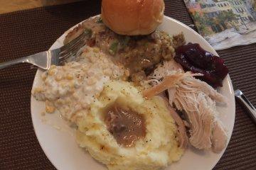 Thanksgiving di Jepang