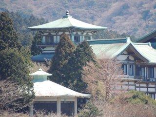 Le temple Hakone-Jinja