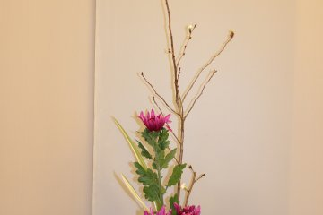 <p>Another autumn season arrangement</p>