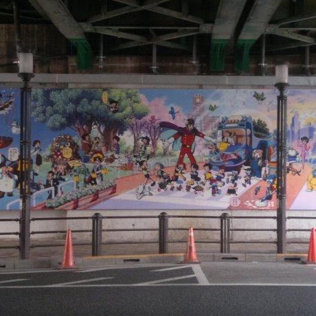 Meet Astro Boy in Takadanobaba